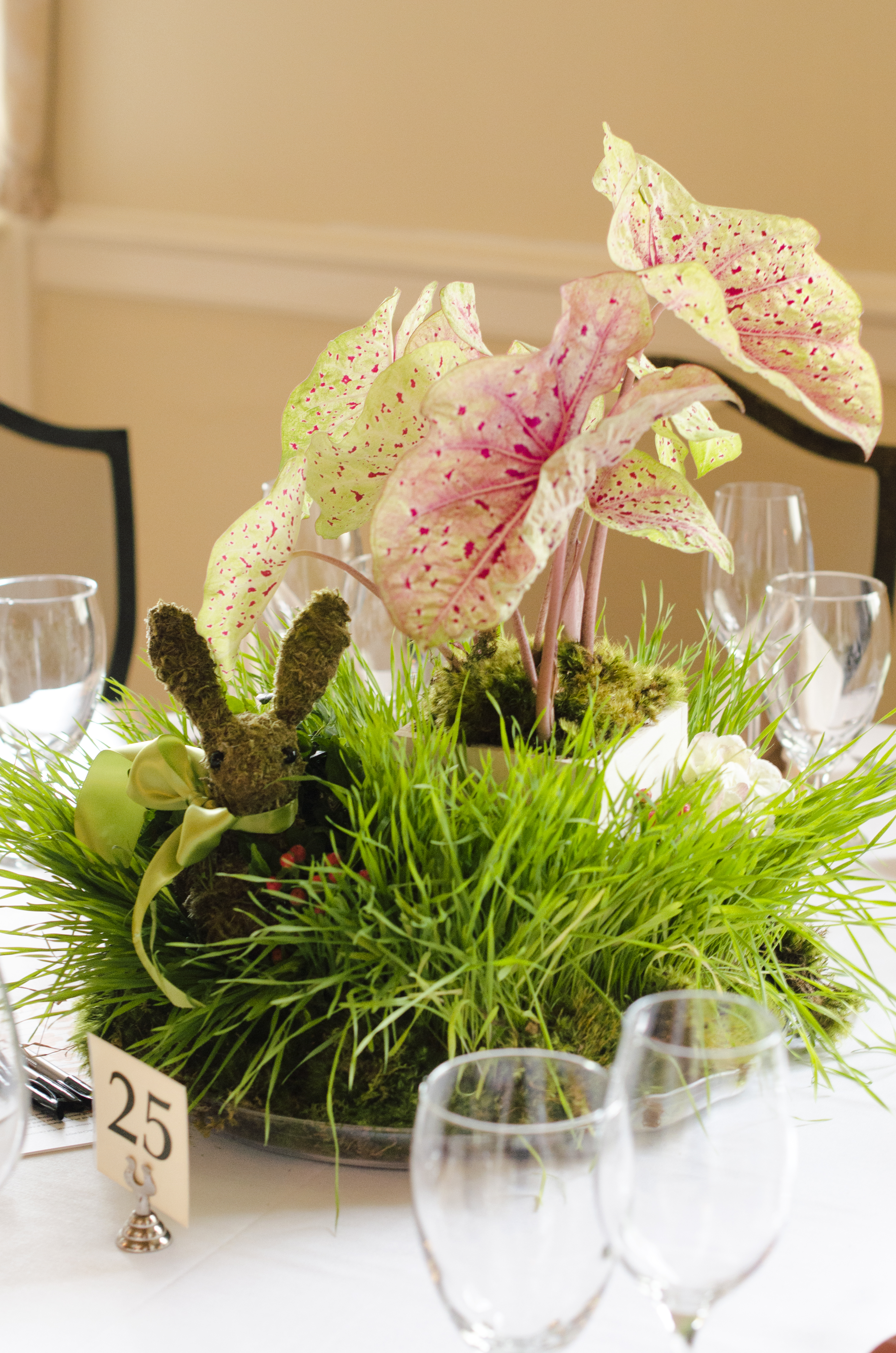 Event Floral Arrangement Centerpiece Easter