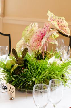 Event Floral Arrangement Centerpiece Easter