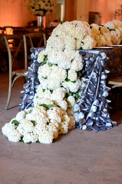 Wedding Flowers Hydrangeas