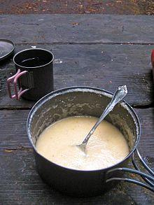 Creamed Farina Anyone?