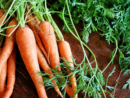 Eat Your Carrots Please