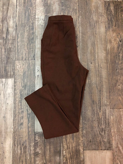 Piper pants in chocolate