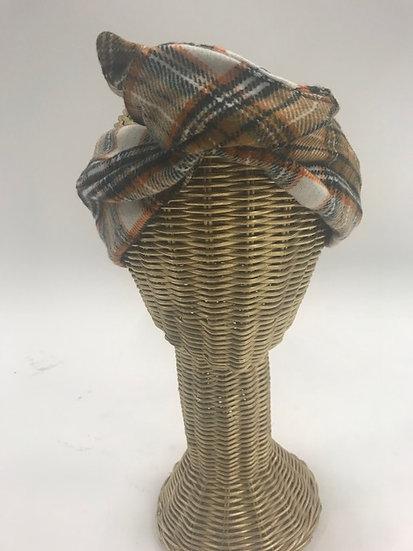 Arnold Flannel Wire Headband