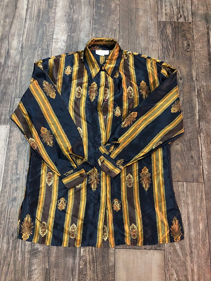 Migos Fall Button Down