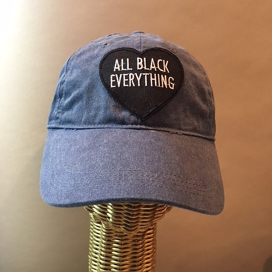 BlackMotto Dad Cap