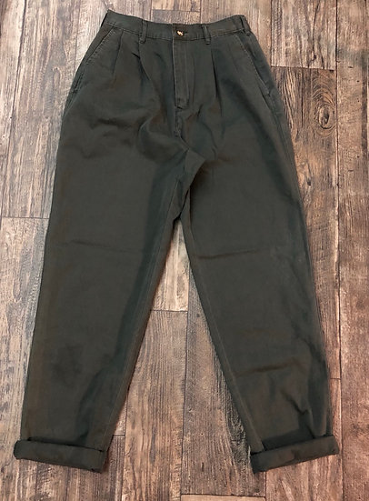 Piper Pant in Faded Olive