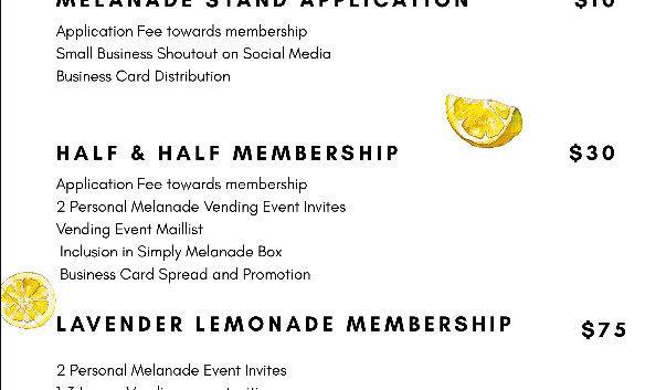 Melanade Membership