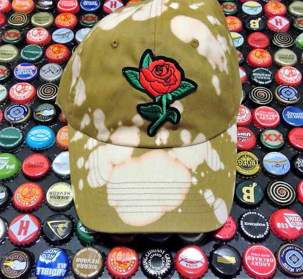 Stem Rose in Tan