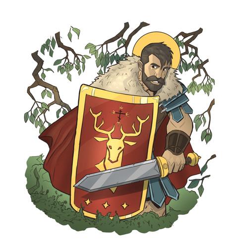 St. Eustathius_Colored_Version