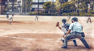 Baseball i Ryogoku