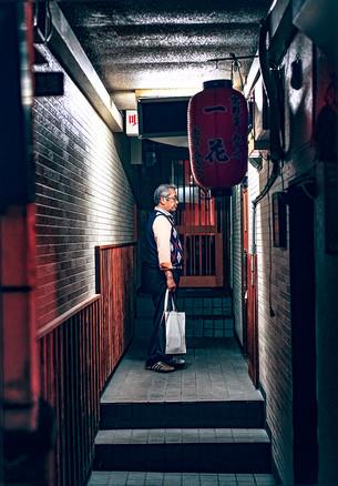 Tea ceremony with Yuriko