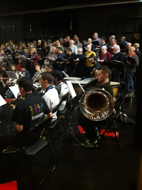 Concierto con orquesta LH