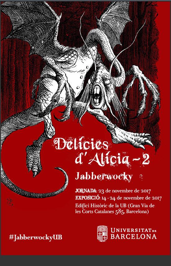 ¡Cuidado, viene el Jabberwocky!