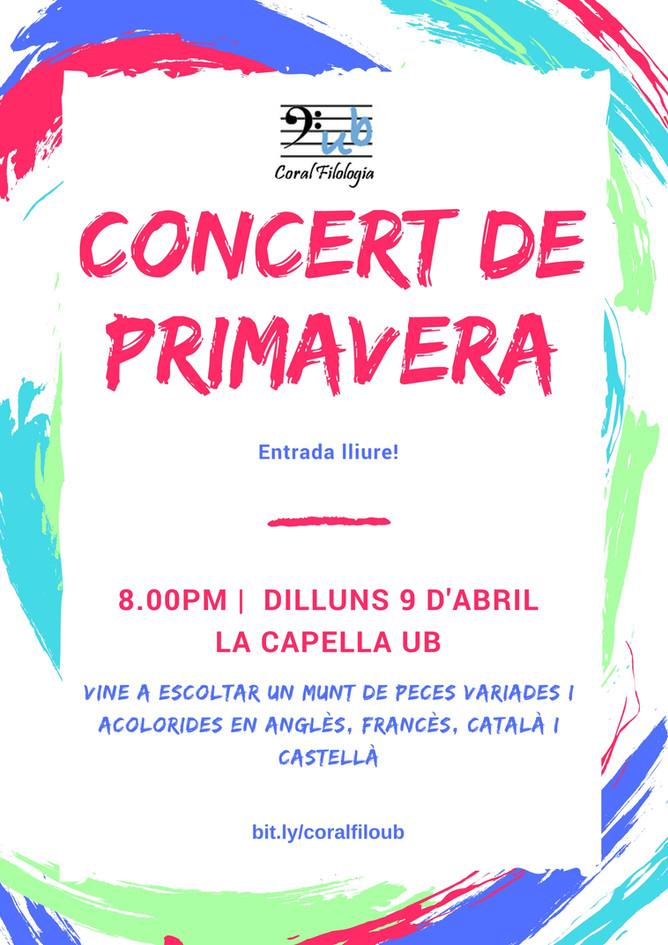 Concert de Primavera