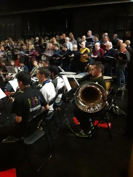 Concert amb orquestra