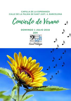 Concierto de Verano 2018