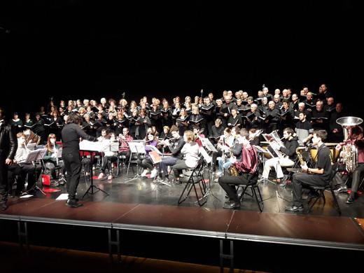Concierto con orquesta