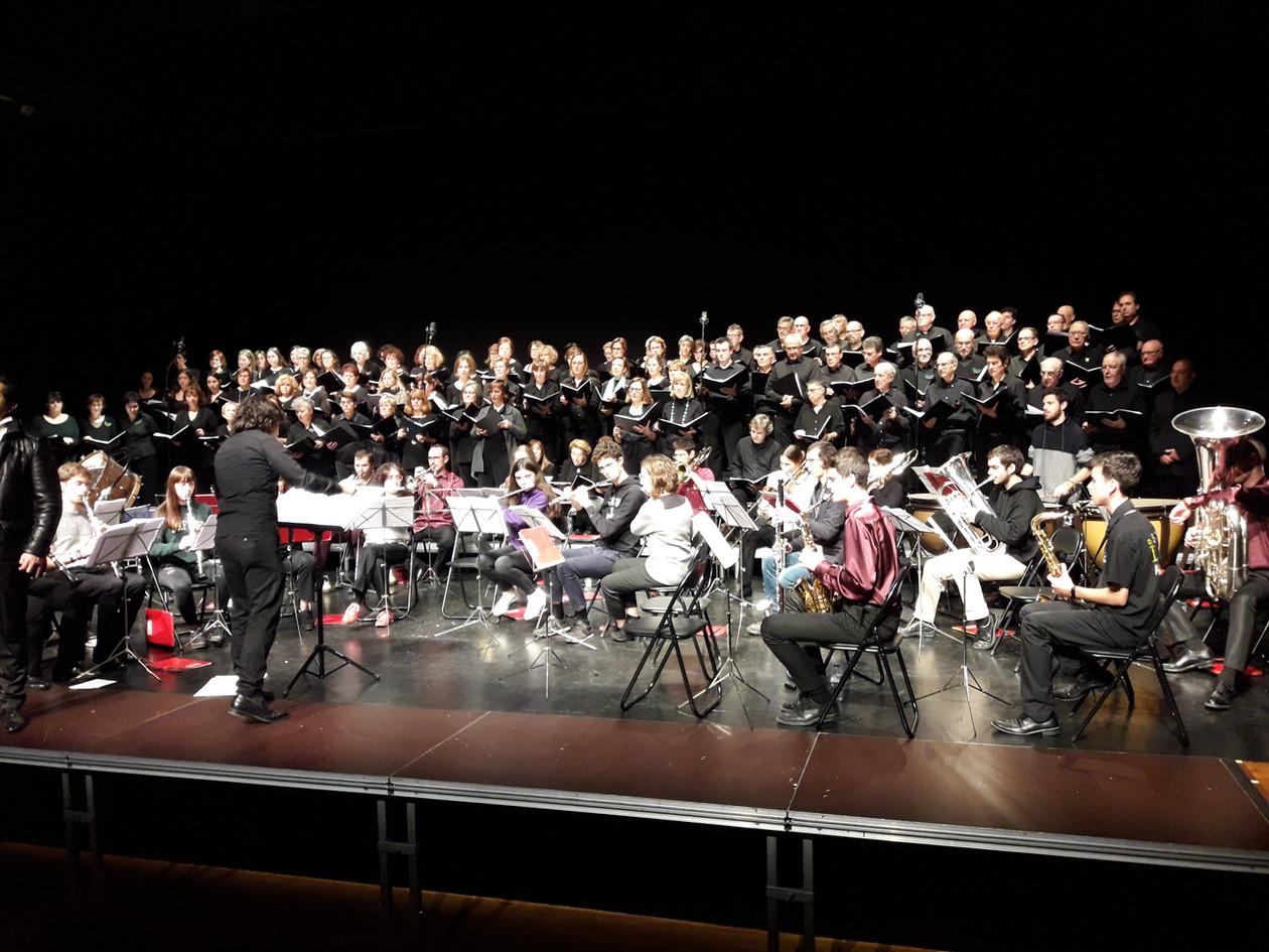 L'Hospitalet, amb orquestra 2018.