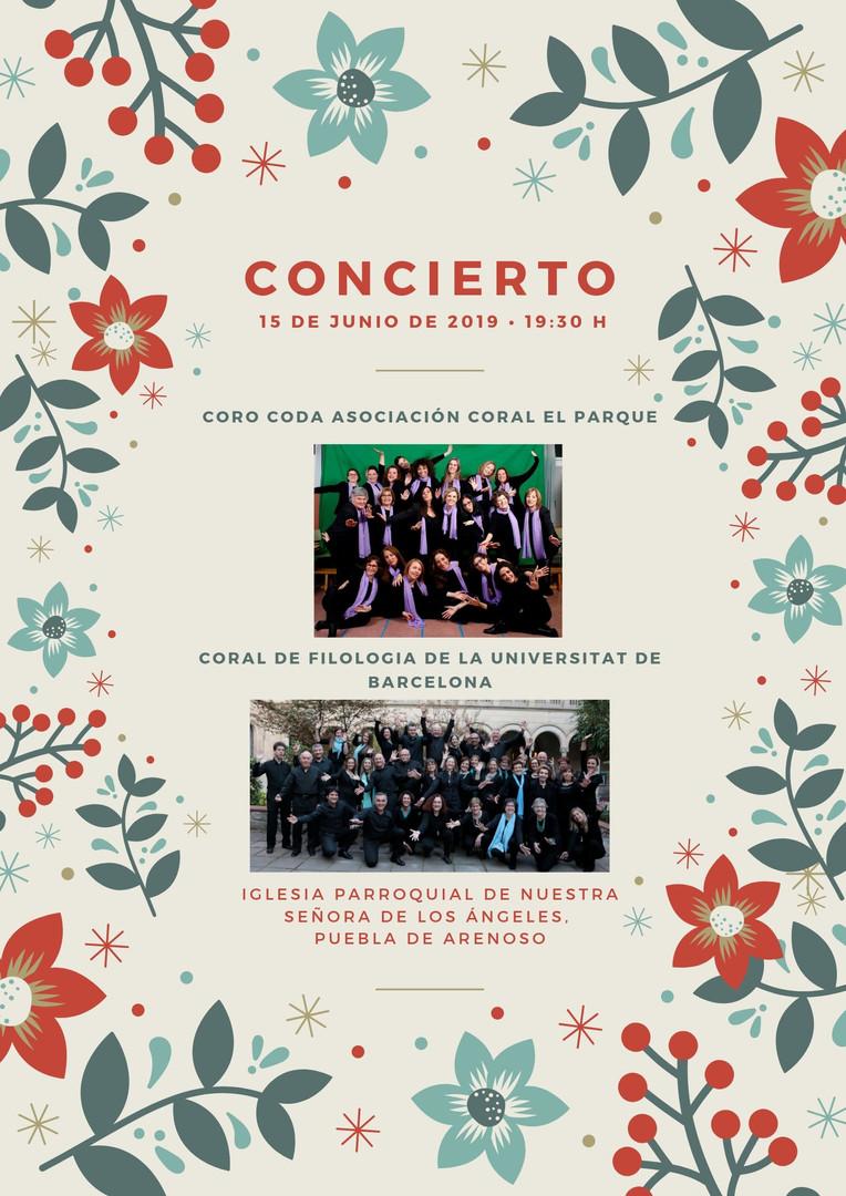 Concierto en La Puebla de Arenoso