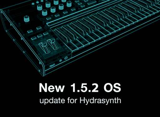 OS version 1.5.2 now available