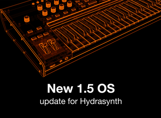 New 1.5 OS now available