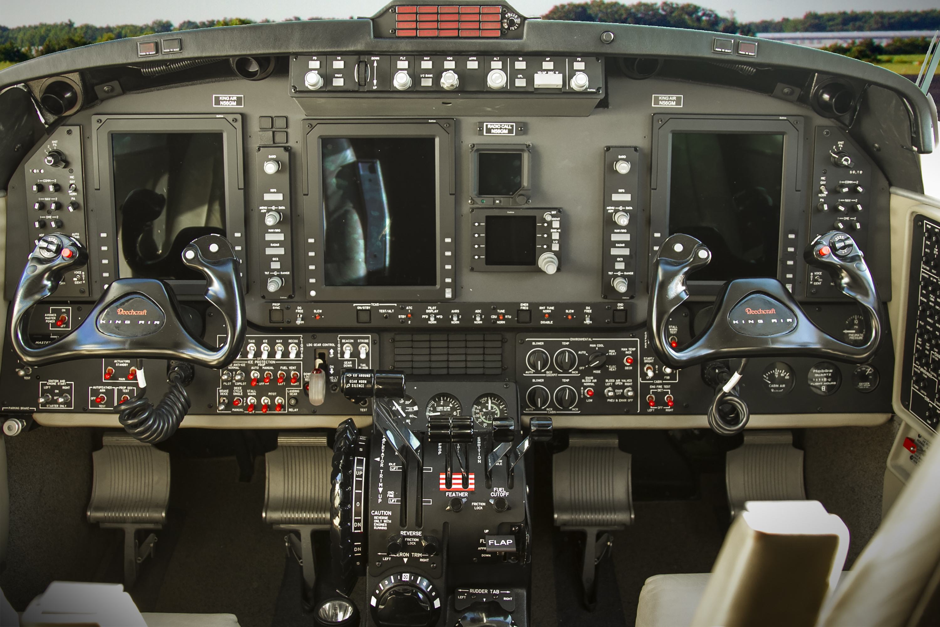 Beechcraft King Air B200-v10