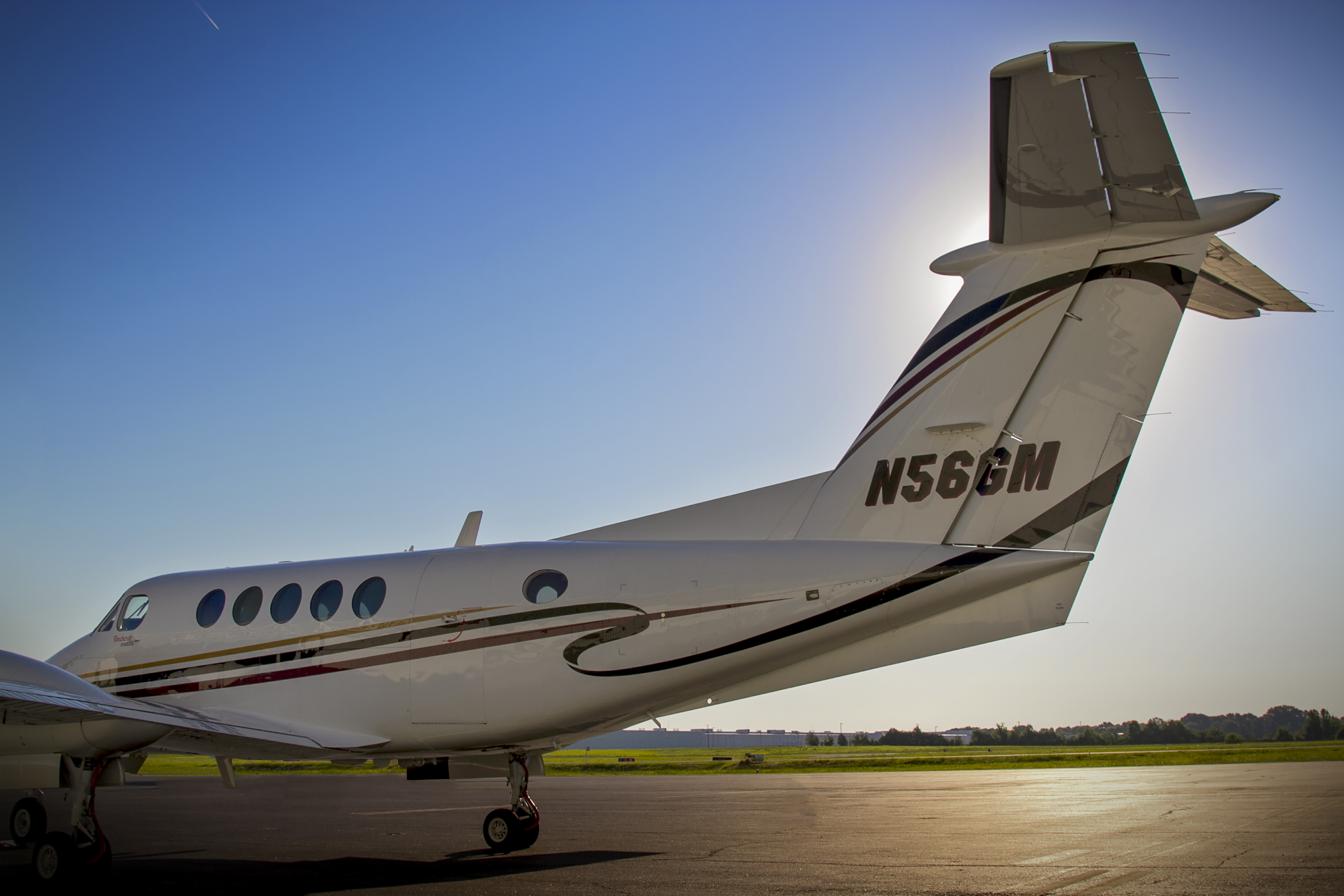Beechcraft King Air B200-v4