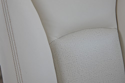 Elegant seat styling