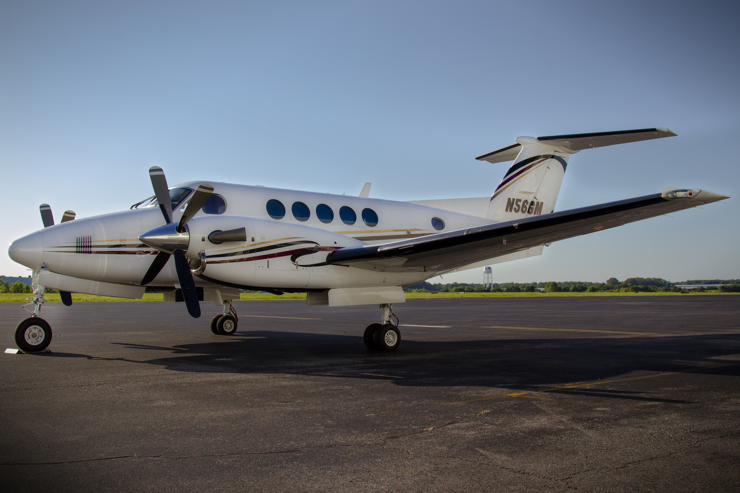 Beechcraft King Air B200-v1