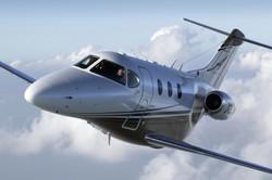 Premier 1A in Flight