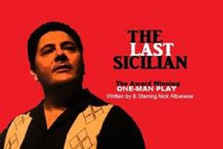 The Last Sicilian poster