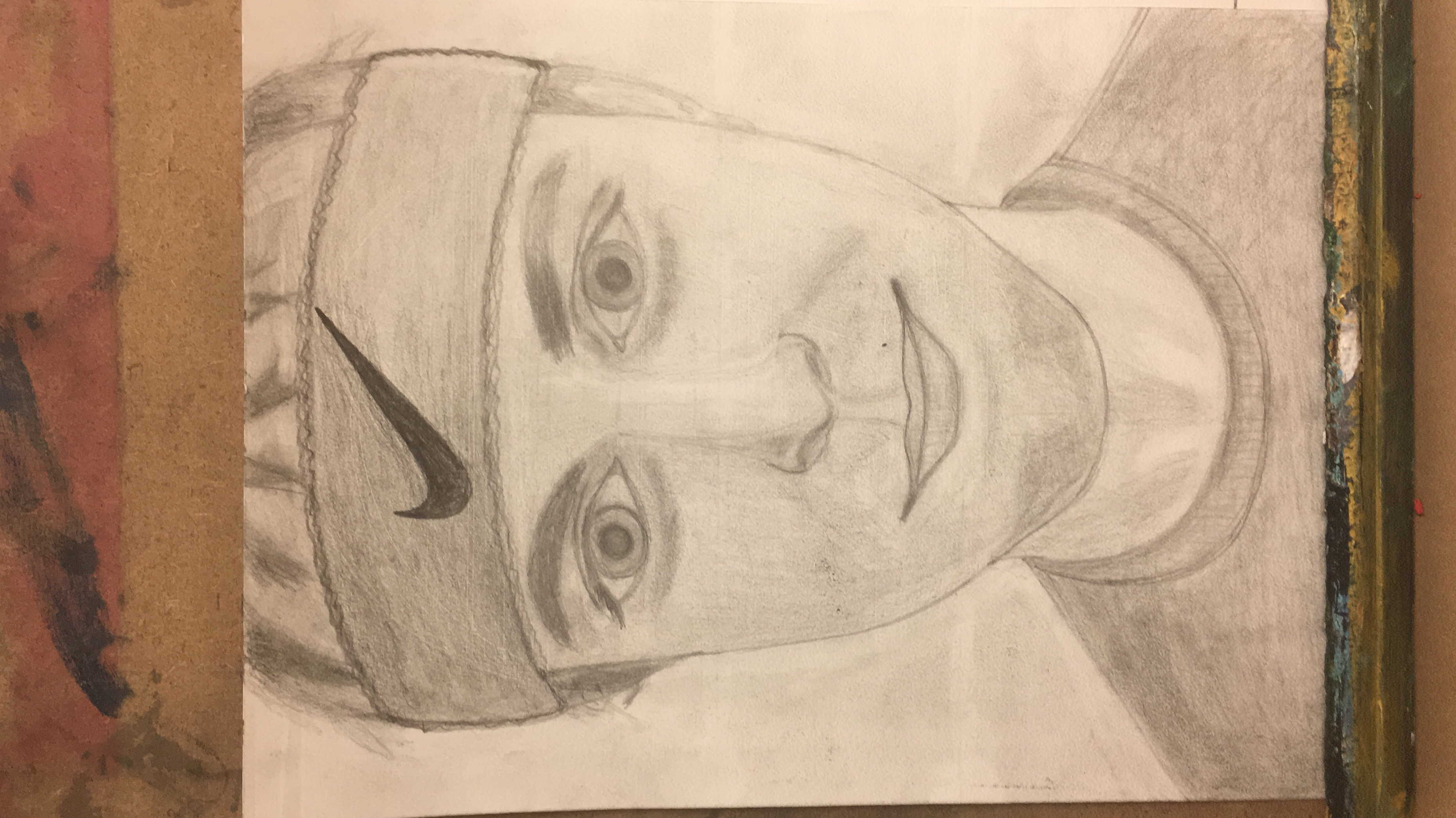 Zandrew's Self Portrait