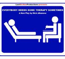 Everybody Needs some Therapy Sometimes poster
