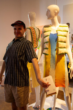 Woods Gerry Textiles Show