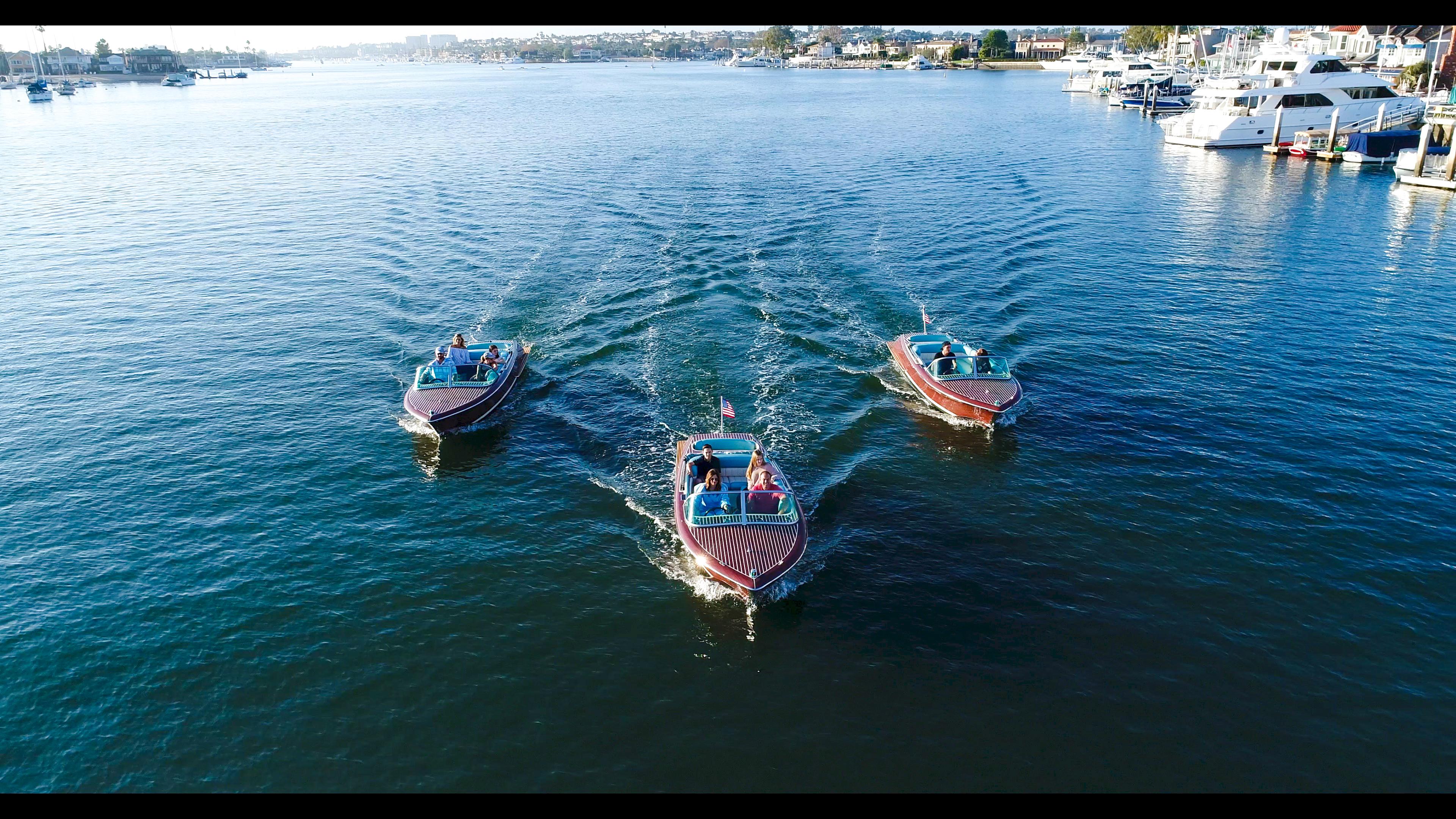 Riva De Balboa boat rentals