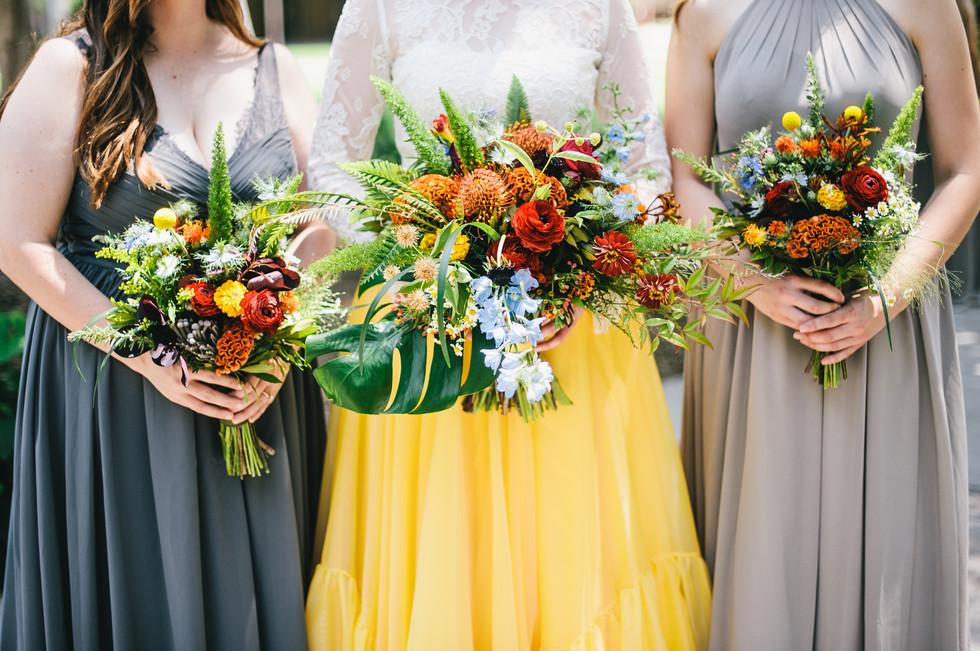 Photo by Matt McElligott Photography  Florals by Flowergarden 118