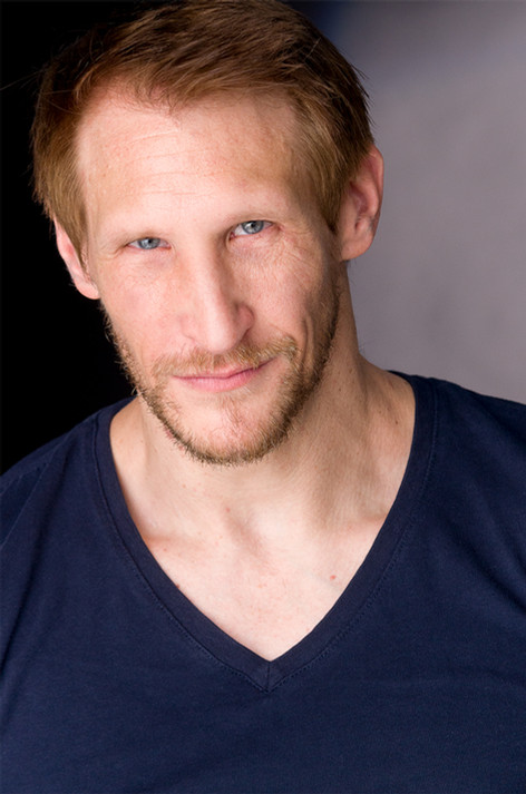 Acting Headshot Mark