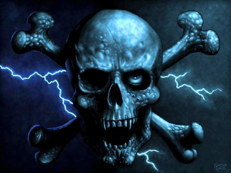 20 Ways to Scare with Skulls and Skeletons
