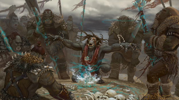 10 Obscure Orc Religions | Black Shark Enterprises Home on the Web