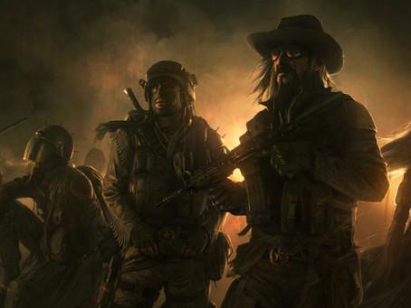 Wyatt's Rangers - NPC Heroes for Your Post Apocalypse Game