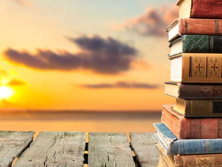 20 Books to Find in a Ship Captain's Library