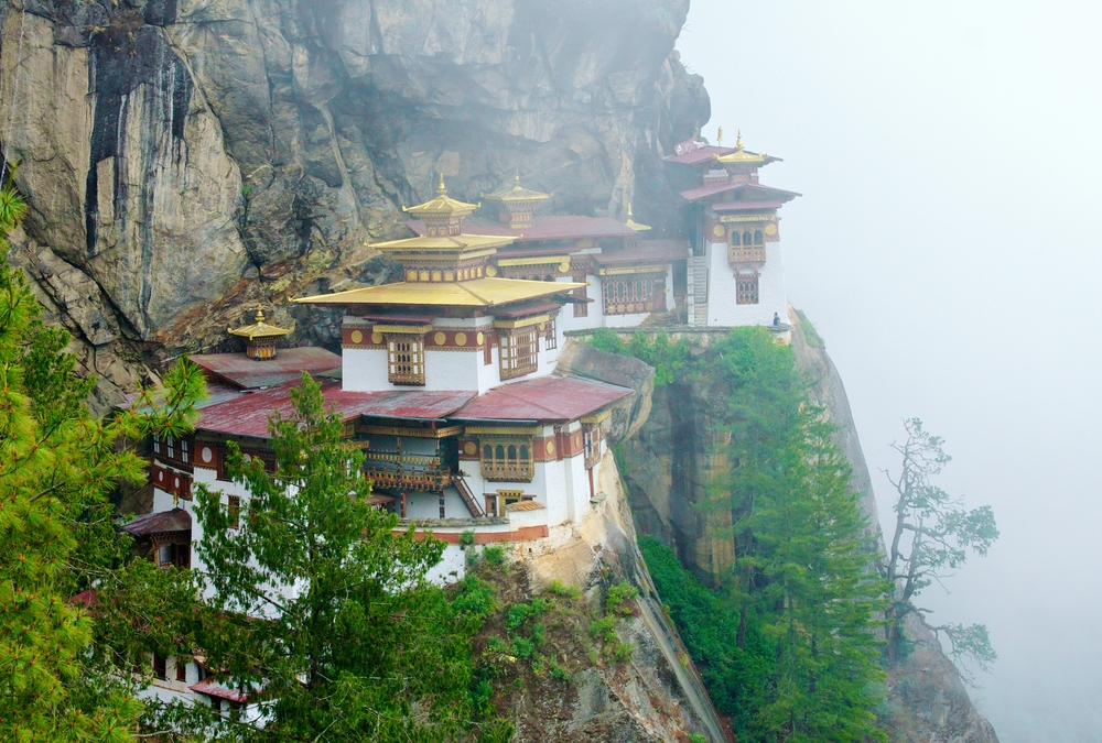 Tiger's Nest Temple