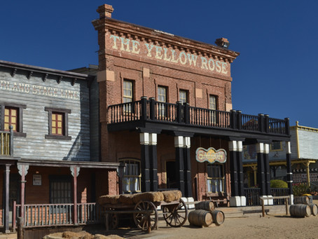 13 Wild West Town Encounters