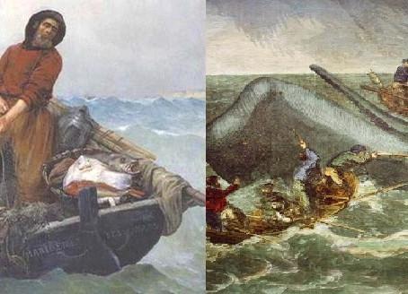 Alternate Sailor Backgrounds for D&D 5e:  The Fisherman / Whaler