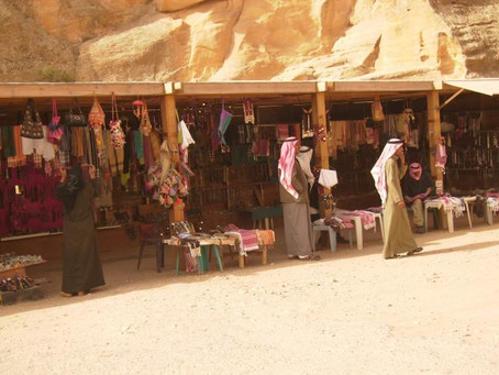 20 (or More) Shops to Find in a Desert Bazaar