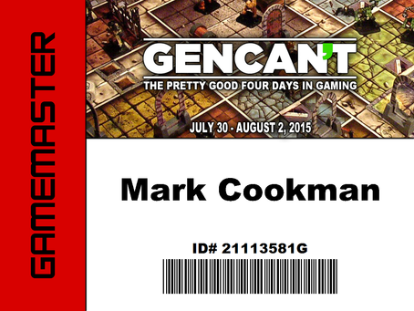 If you can't Gen Con, then Gen Can't
