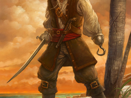 A Pirate's Dozen of Magic Items for Skalliwags and Swashbucklers