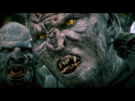20 Orcish Phrases Translated into Common