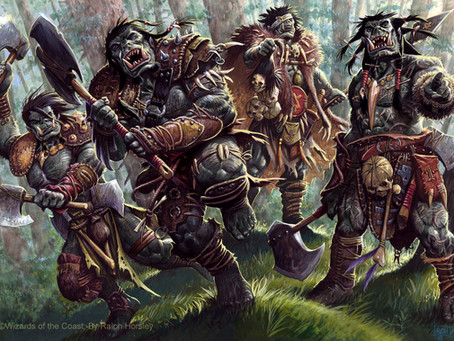 10 Different Kinds of Trouble with Orcs