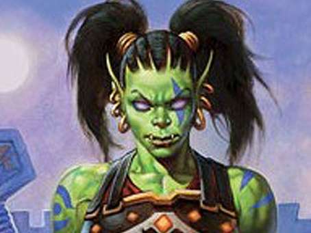 10 Orc Heroes of Renown